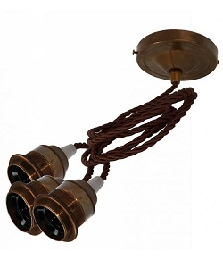 Hanglamp retro pendant