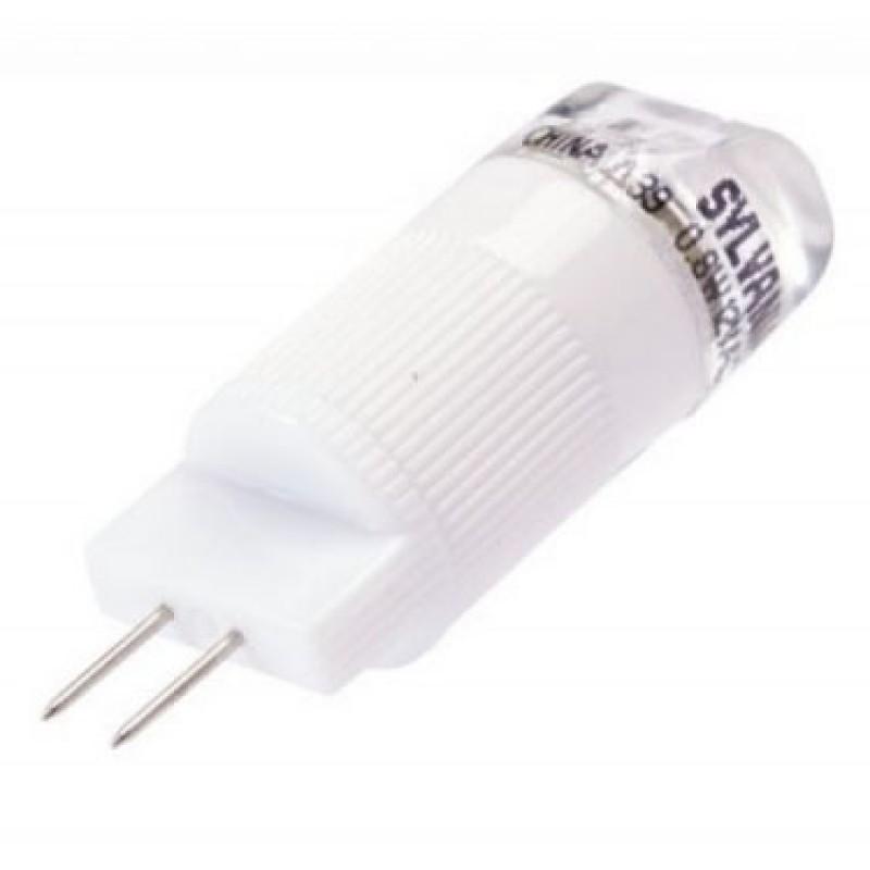 sylvania led g4 0 8w 60 lumen energielabel a 12 volt. Black Bedroom Furniture Sets. Home Design Ideas